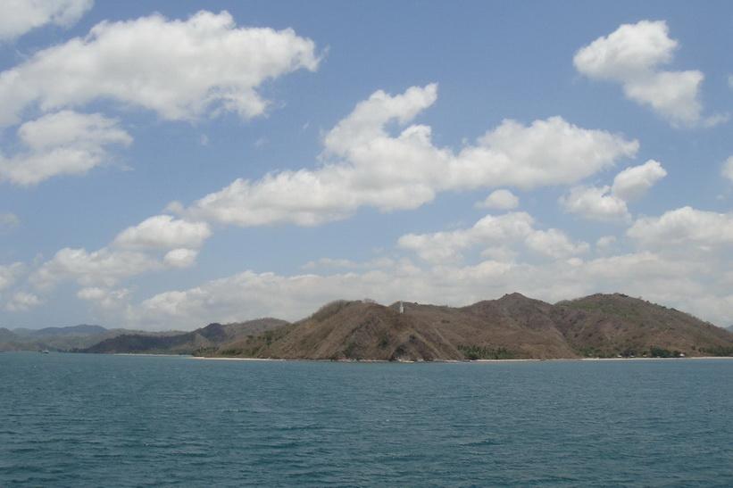Lombok, trajekt 6