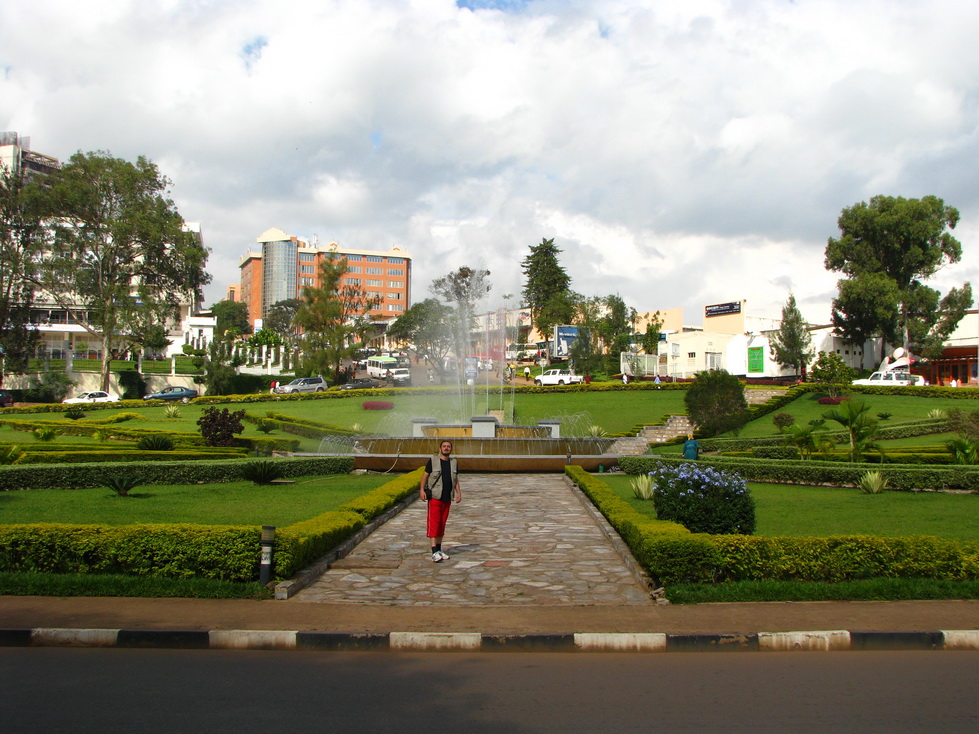 Place de l'Unite Nationale, Kigali