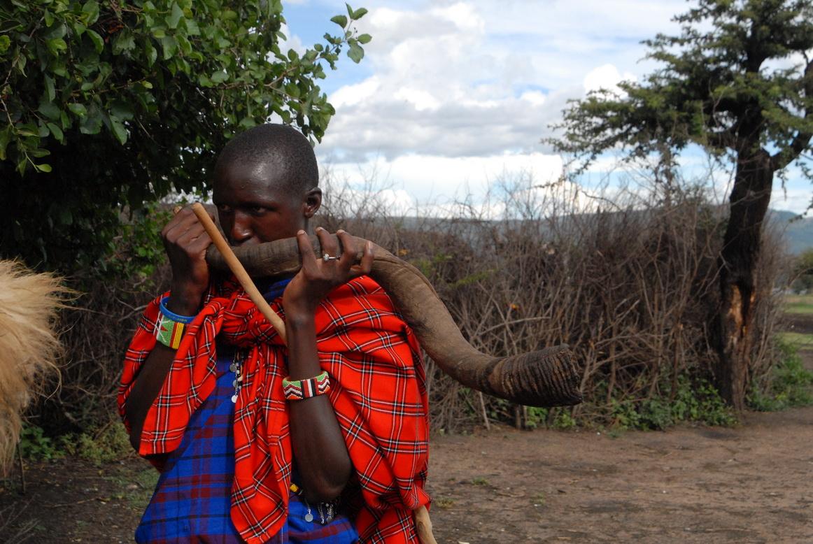 Maasai, kudu