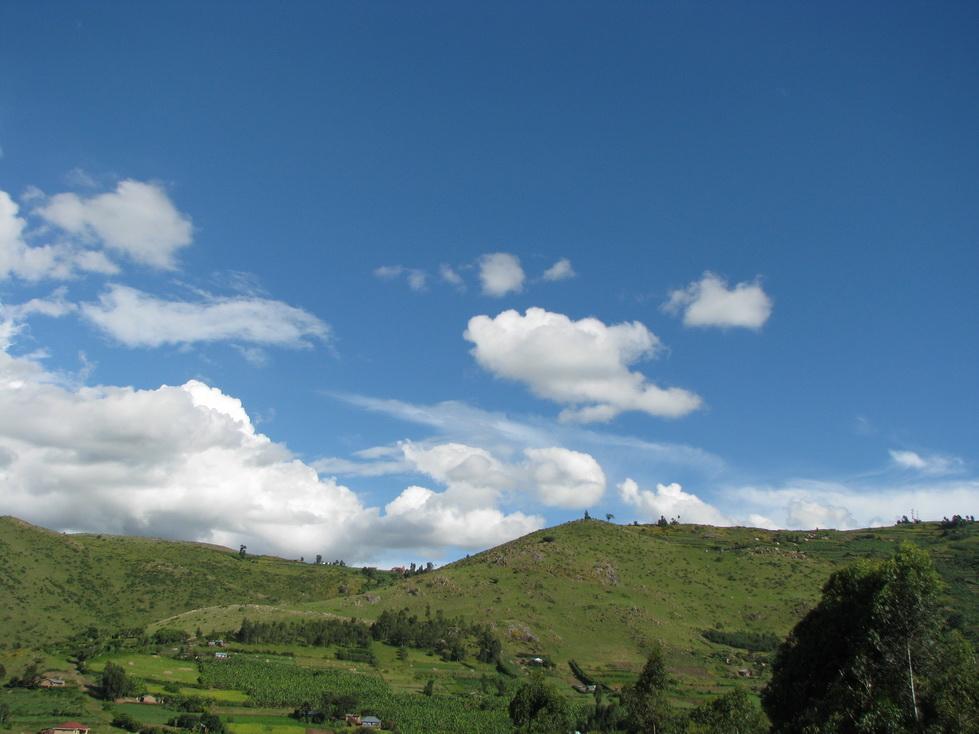 Južna Uganda, na putu ka Ruandi