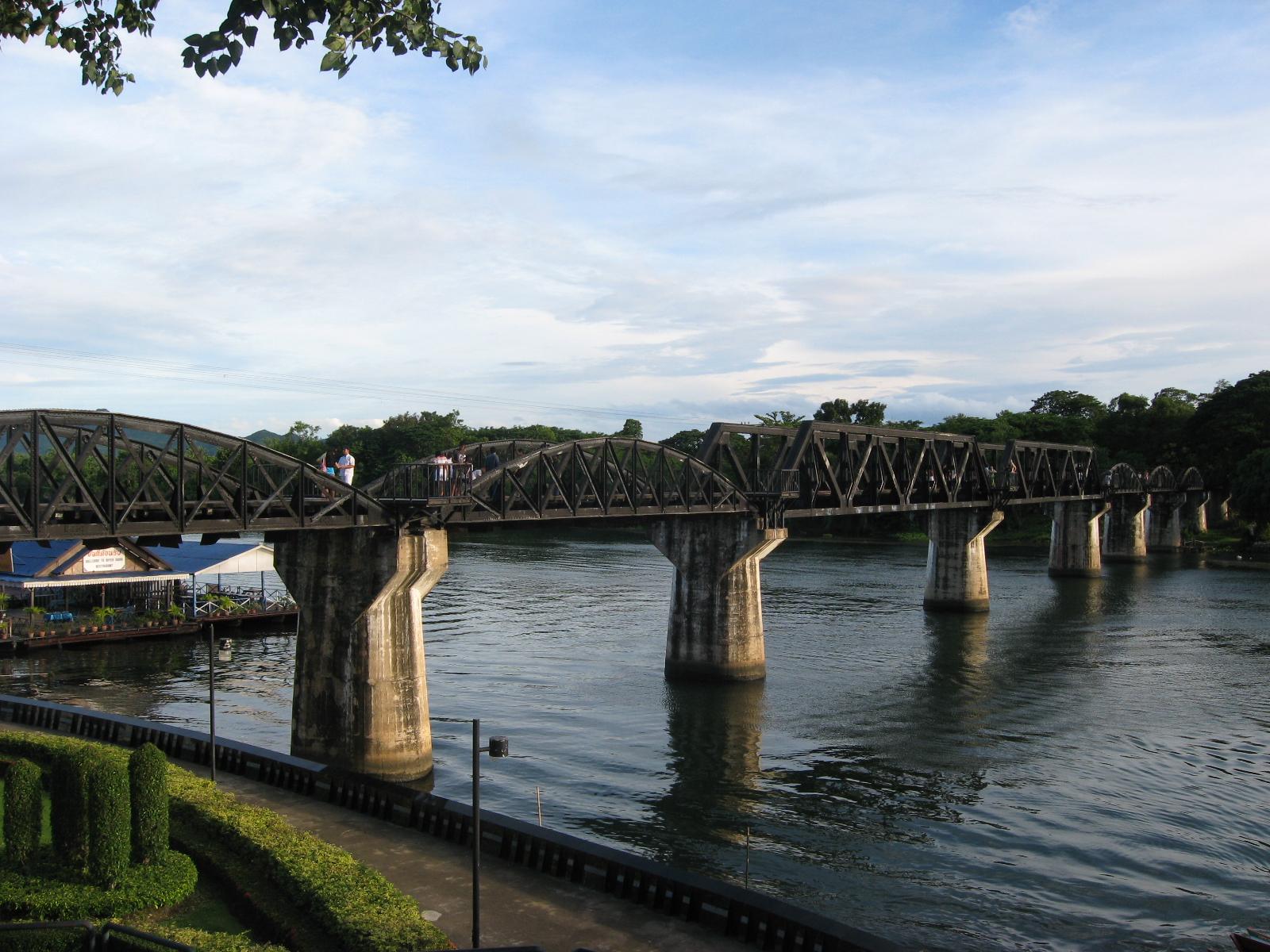 Most na rijeci Kwai