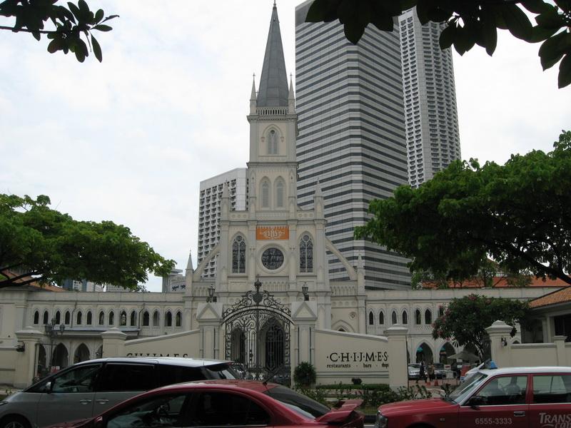 Singapore, Chijmes 1