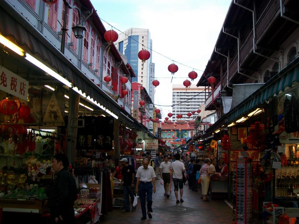 Singapore, Chinatown 2