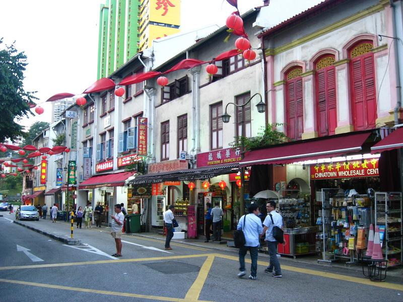 Singapore, Chinatown 32