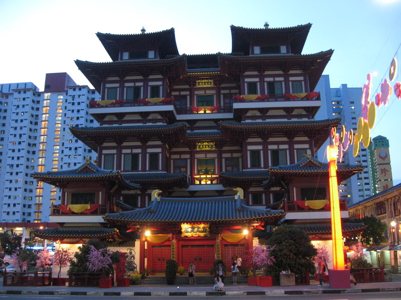 Singapore, Chinatown 4