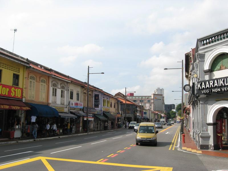 Singapore, Little India 3