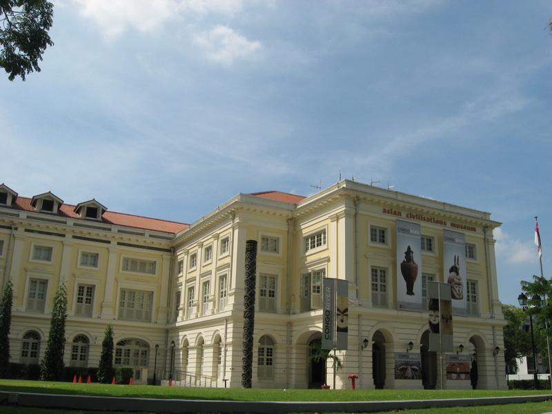 Singapore, Muzej azijskih civilizacija 8