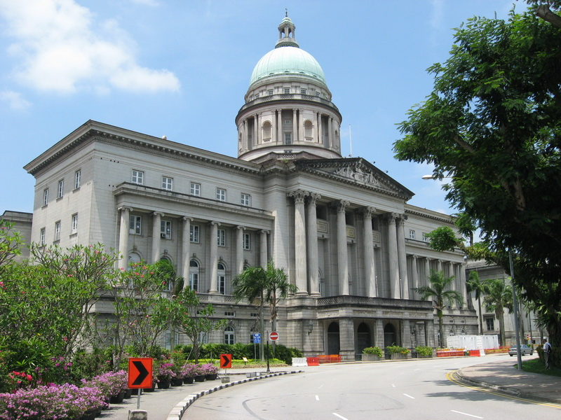 Singapore, Old Supreme Court