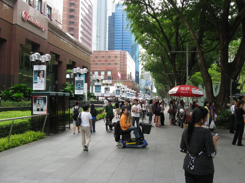 Singapore, Orchard road 11
