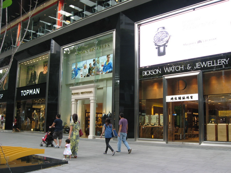Singapore, Orchard road 14