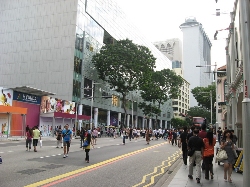 Singapore, Orchard road 21