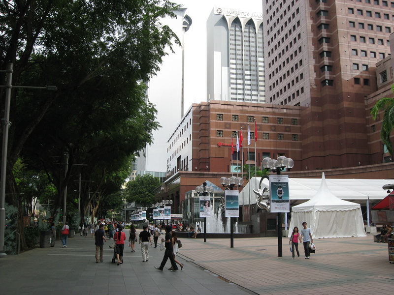Singapore, Orchard road 25