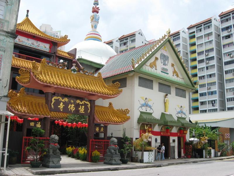 Singapore, hram Gaya 6