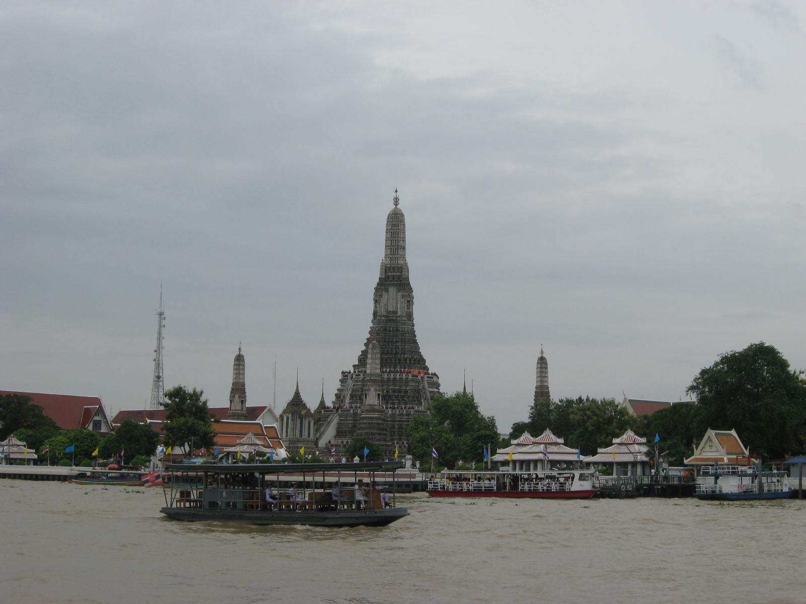 Wat Arun sa rijeke Chao Phraya