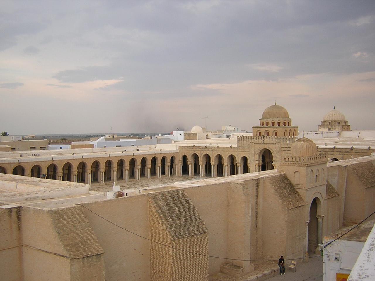 Grande Mosquee de Sidi Oqba
