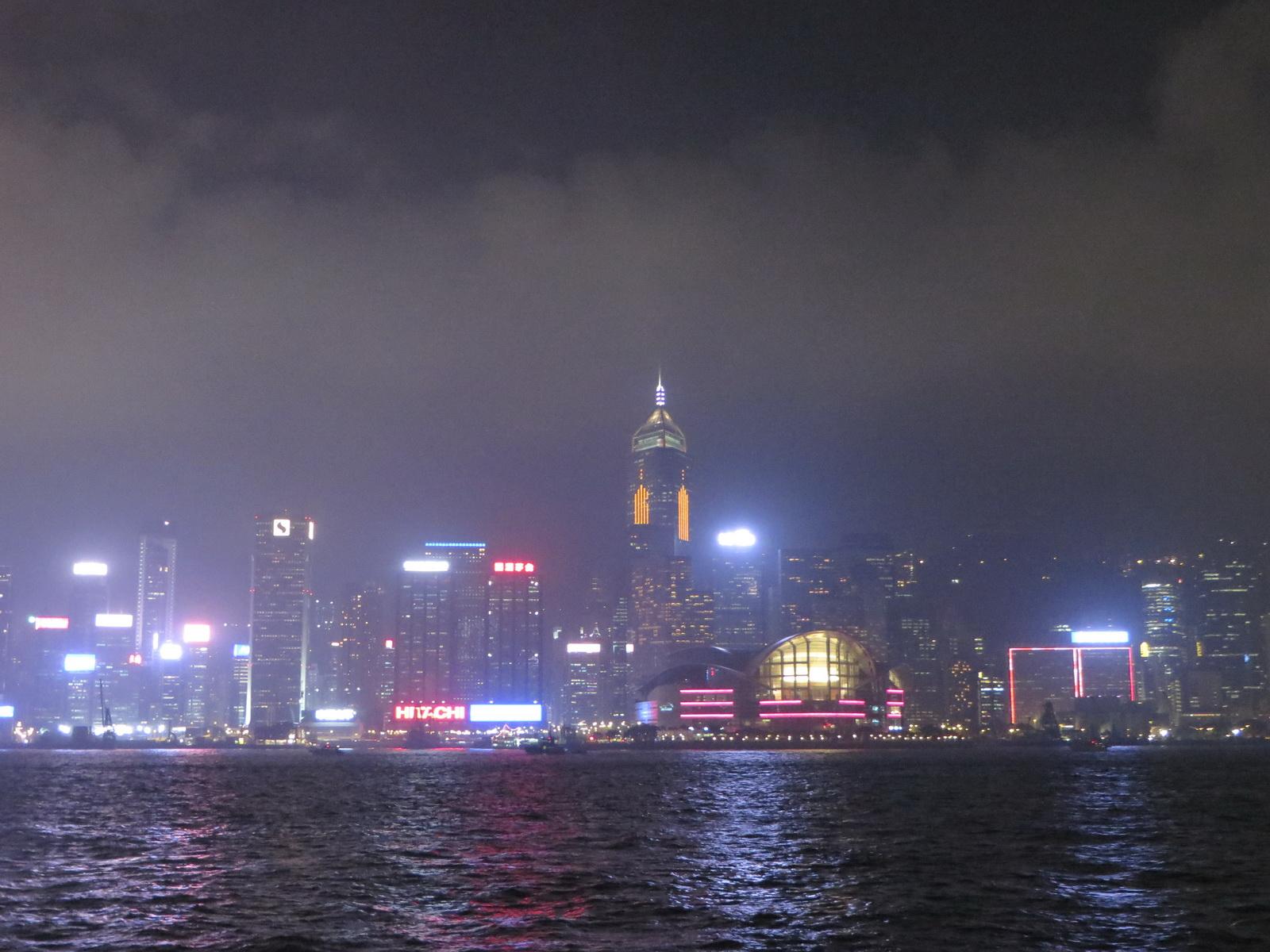 Hong Kong, Central