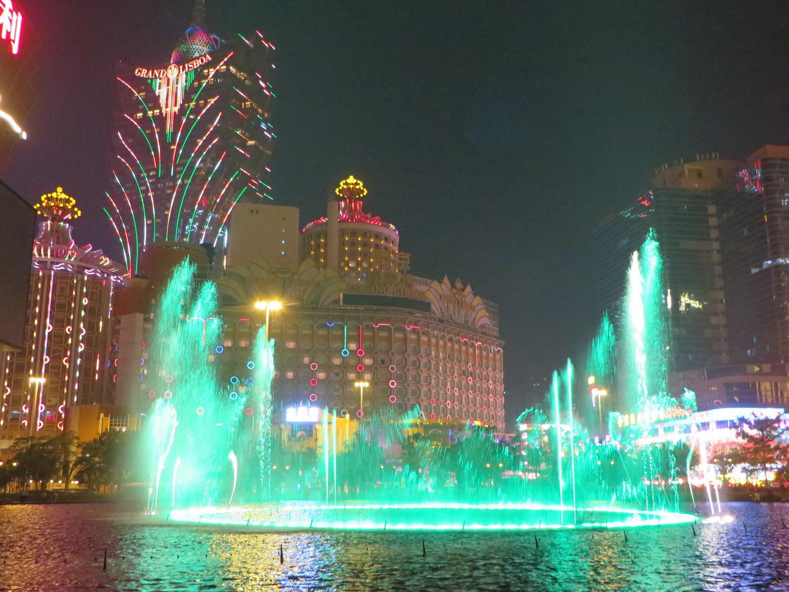 Macau, kazina