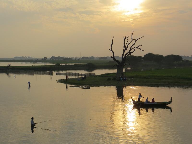 Jezero Taungthaman