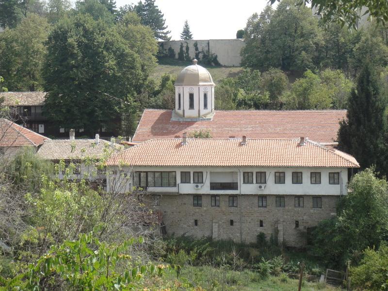 Manastir sveti Nikola