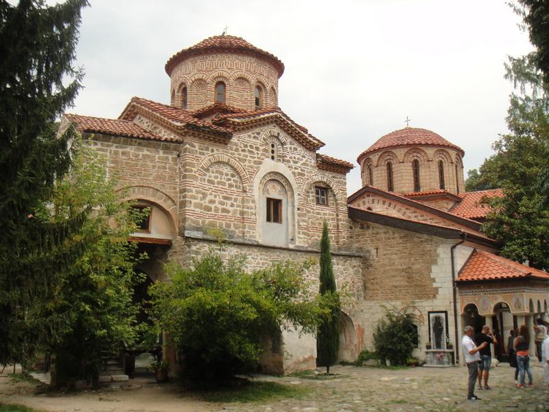 Manastir Bačkovo