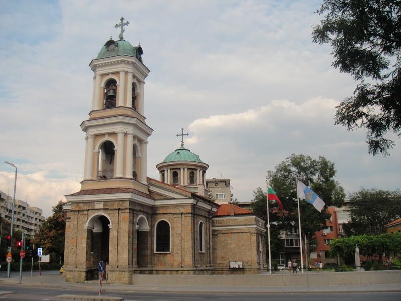 Plovdiv, crkva svete Petke