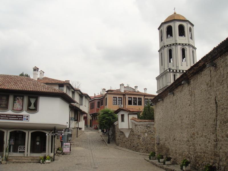 Plovdiv, Stari grad