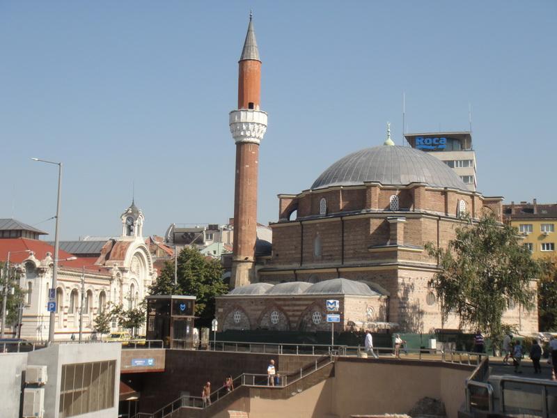 Džamija Banja Baši