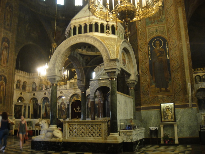 Katedrala Aleksandar Nevski