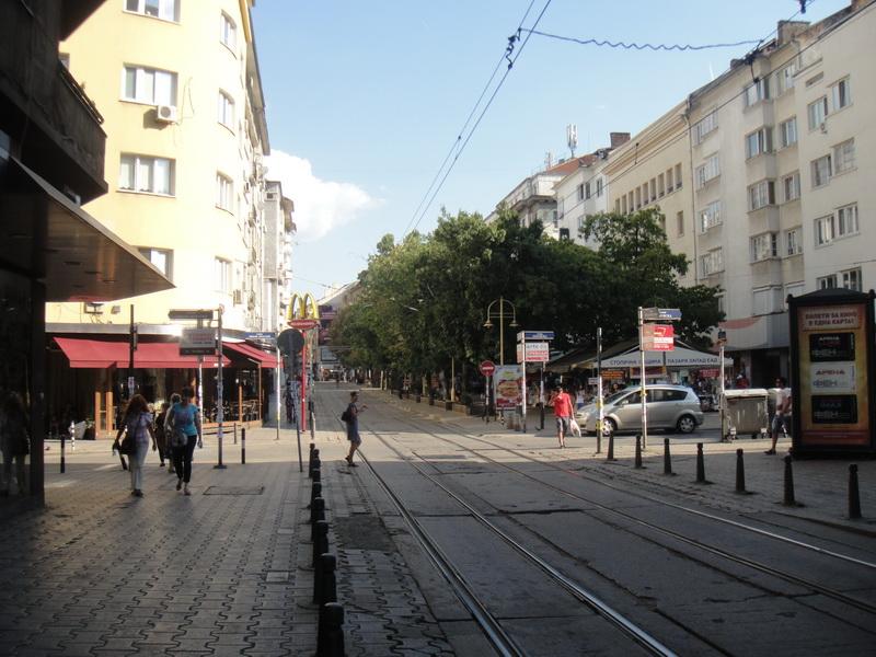 Slaveykov trg
