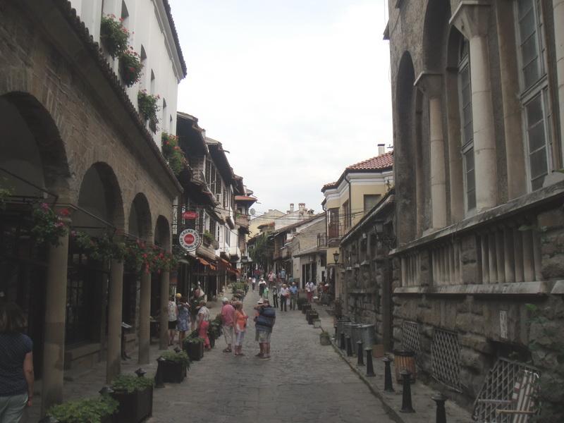 Veliko Tarnovo, Stari grad