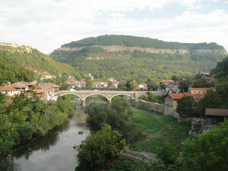 Asenova mahala, rijeka Jantra