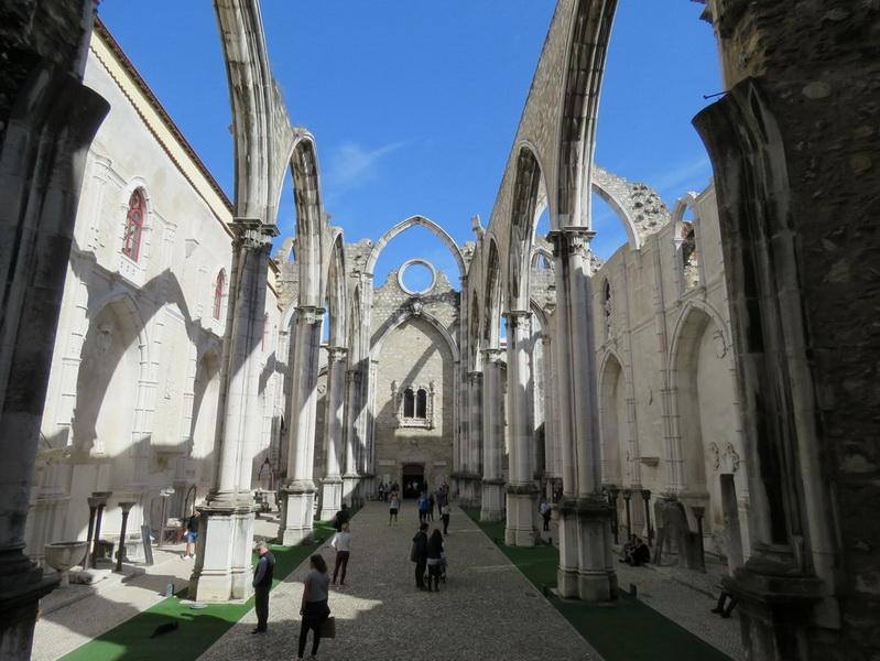 Convento Arquelogico do Carmo